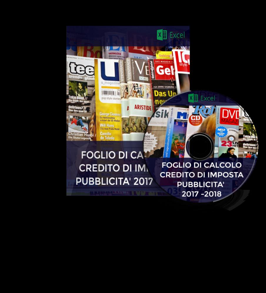 Bonus Pubblicita 2018