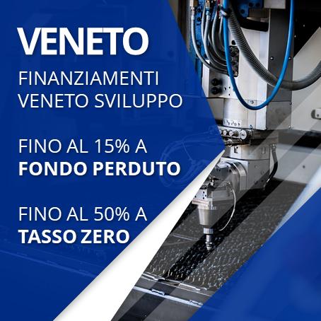 Finanziamenti Veneto Sviluppo Anticrisi 2021