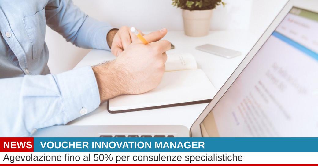 voucher innovation manager