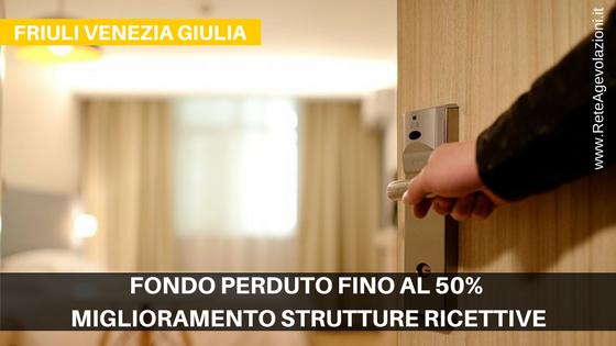 Friuli bando sul turismo