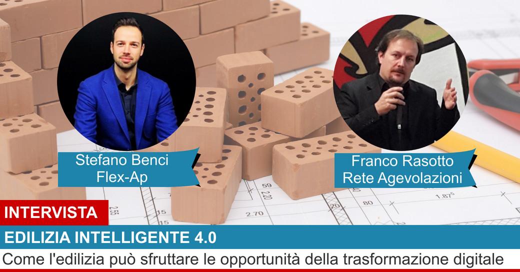 intervista a Stefano Benci di FLEX AP