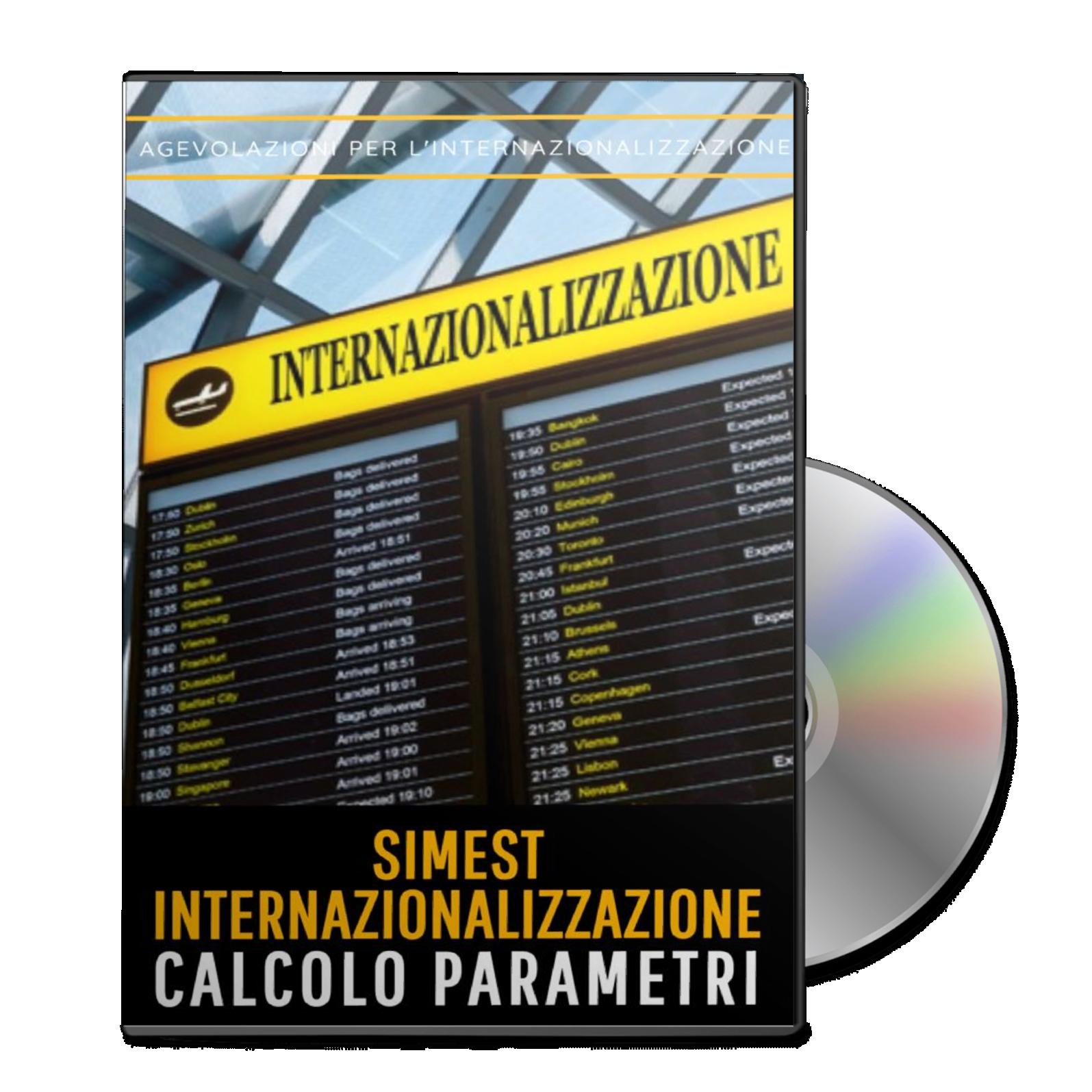simest internazionalizzazione calcoli