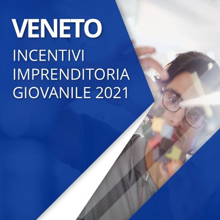 logo incentivi imprenditoria giovanile veneto